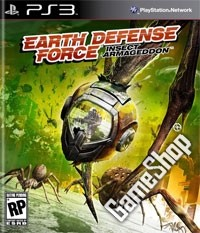 Earth Defense Force: Insect Armageddon uncut