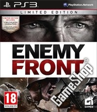 Enemy Front Limited UK uncut Edition inkl. WW 2 Symbolik