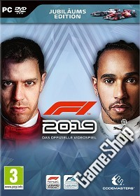 F1 (Formula 1) 2019 Jubiläums Edition (PC)