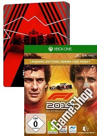 F1 (Formula 1) 2019 Legends Edition inklusive Steelbook + Early Access (Xbox One)