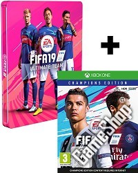 FIFA 19 Limited Champions Steelbook Edition (Xbox One)