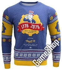 Fallout 76 Xmas Pullover (L) (Merchandise)