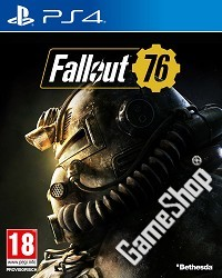 Fallout 76 D1 Bonus uncut + BETA Vorabzugang + Trolley Token (PS4)