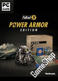 Fallout 76 Power Armor Collectors Edition uncut (CH Import) (PC)