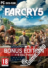 Far Cry 5 AT uncut Bonus Edition