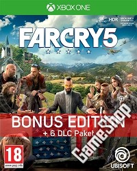 Far Cry 5 Bonus Edition uncut (Xbox One)