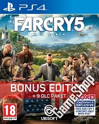 Far Cry 5 Bonus Edition uncut