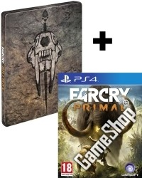 Far Cry Primal Special Steelbook Edition uncut (PS4)