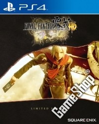 Final Fantasy Type-0 HD Limited Steelbook Edition inkl. FF XV Demo