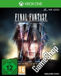 Final Fantasy XV (Final Fantasy 15) AT Royal Edition (Xbox One)