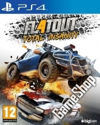 FlatOut 4: Total Insanity EU uncut (PS4)