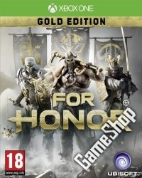 For Honor Gold Edition AT uncut + 3 Bonus DLCs (Xbox One)