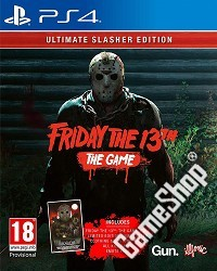 Friday 13th Ultimate Slasher Edition uncut (PS4)