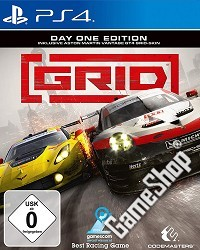 GRID Limited Edition (PS4)