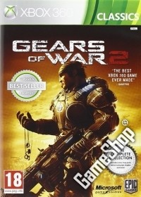 Gears Of War 2 Complete Edition uncut