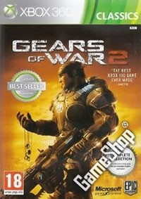 Gears Of War 2 classic uncut Edition