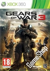 Gears Of War 3 uncut