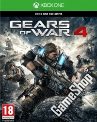 Gears Of War 4 D1 Bonus uncut inkl. 5 Boni + Sticker Set (Xbox One)