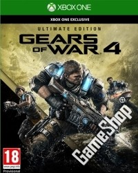 Gears Of War 4 Limited Ultimate Edition uncut inkl. 10 Bonus DLCs