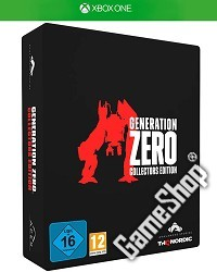 Generation Zero Collectors Edition (Xbox One)