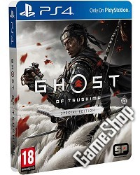 Ghost of Tsushima Special Edition uncut (PS4)