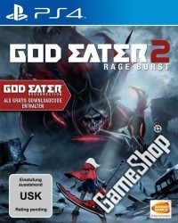 God Eater 2 Rage Burst (inklusive God Eater Resurrection) + Bonus DLC