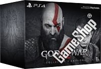 God Of War 4 EU Collectors Edition uncut (PS4)