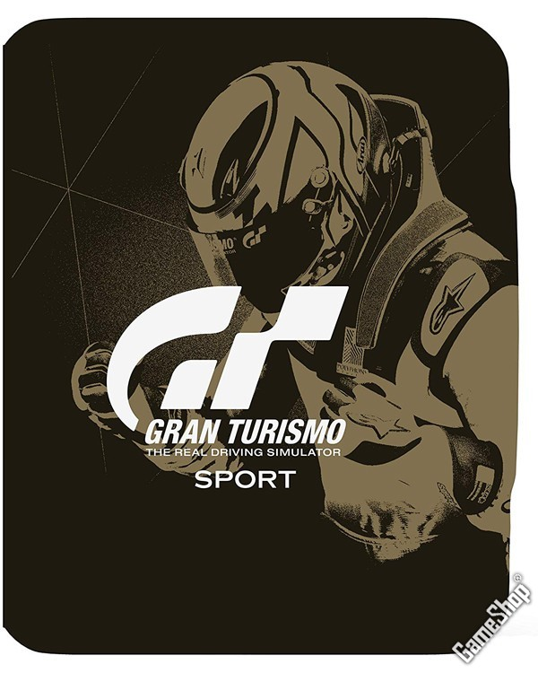 ps4 gran turismo sport limited us steelbook edition. Black Bedroom Furniture Sets. Home Design Ideas