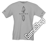Halo 5: Guardians - T-Shirt (L) (Merchandise)