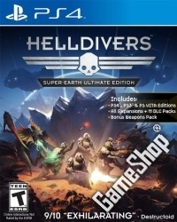 Helldivers Super Earth Edition US