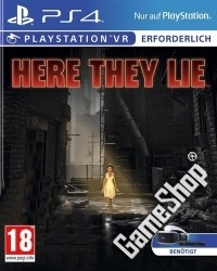 Here They Lie VR uncut