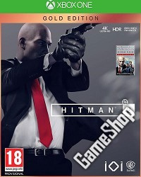 Hitman 2 Gold Edition uncut (Xbox One)
