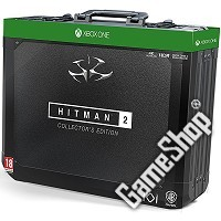 Hitman 2 Ultimate Collectors Edition uncut (Xbox One)