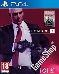 Hitman 2 uncut (PS4)