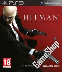 Hitman 5: Absolution AT uncut (PS3)