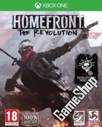 Homefront: The Revolution uncut inkl. DLC Bonus Pack