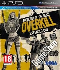 House of the Dead: Overkill extended uncut inkl. 2 Stk. 3D Brillen