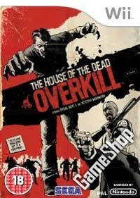 House of the Dead: Overkill uncut (Wii)