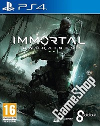 Immortal: Unchained uncut (PS4)