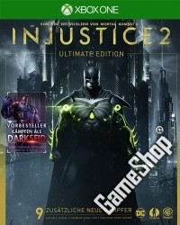 Injustice 2 Ultimate uncut Edition (Xbox One)
