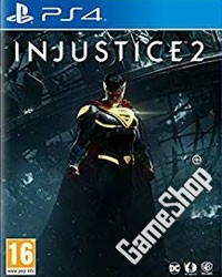 Injustice 2 uncut Edition (PS4)
