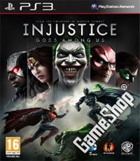 Injustice: Götter unter uns (Gods Among Us) Ultimate Edition uncut