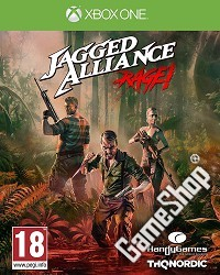 Jagged Alliance: Rage uncut (Xbox One)