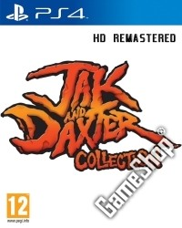 Jak and Daxter HD Collection Remastered (PS4)