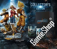 Jump Force Limited Collectors Edition inkl. Bonus (Xbox One)