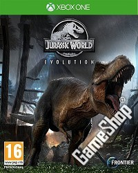 Jurassic World Evolution PEGI uncut Bonus Edition (Xbox One)