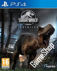 Jurassic World Evolution PEGI uncut Edition (PS4)