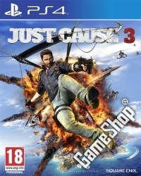 Just Cause 3 uncut