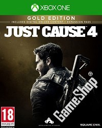 Just Cause 4 Gold Edition uncut (Xbox One)