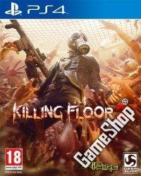 Killing Floor 2 uncut (PS4)
